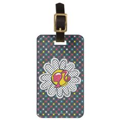 Barbie® Silhouette Bag Tag