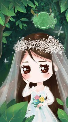 รูปภาพ art girl, beautiful, and cutie Kawaii Chibi, Cute Chibi, Kawaii Cute, Kawaii Girl, Anime Chibi, Cute Girl Wallpaper, Kawaii Wallpaper, Mode Poster, Anime Galaxy