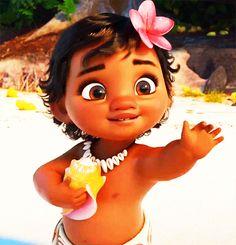 Moana Baby-Desenho Disney em Jpg e Gifs Moana Disney, Disney And Dreamworks, Disney Pixar, Walt Disney, Disney Characters, Disney Babys, Cute Disney, Gif Animé, Animated Gif