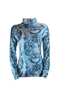 Andy Baselayer Top Snow Tiger