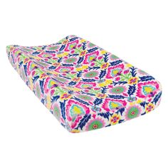 Waverly Baby by Trend Lab Santa Maria Plush Changing Pad Cover
