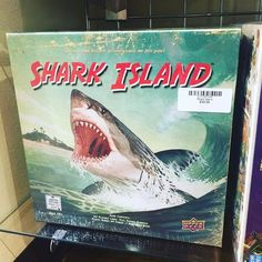 Who wants to be a shark? #boardgames #fun #shallweplaylv #shark #tabletopgames #upperdeck #vegaslife