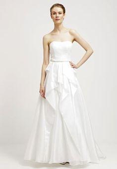 Fühle dich wie eine Prinzessin. Unique Ballkleid - cream white für € 499,95 (03.05.16) versandkostenfrei bei Zalando.at bestellen.