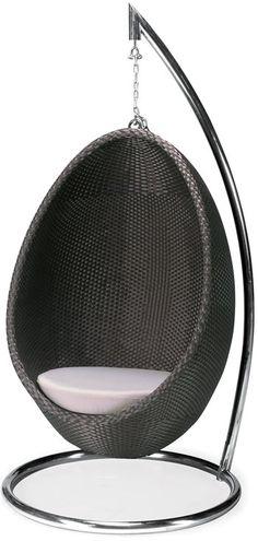 Stylish Hanging Egg Lounge Chair