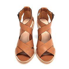 Loeffler Randall Evie Stacked Heel Sandal | Sandals | LoefflerRandall.com