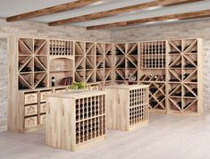 Étagère à vin PRESTIGE   Étagère-a-vin #WineRoom