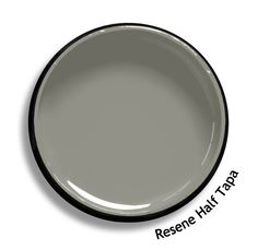 Resene Half Tapa is a sophisticated grey, stylish and urban. From the Resene Whites & Neutrals colour collection. Try a Resene testpot or view a physical sample at your Resene ColorShop or Reseller before making your final colour choice. www.resene.co.nz