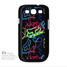 Custom Design for Fox Racing Wild Color for SamSung Galaxy S3 I9300 | 5STAR - Accessories on ArtFire