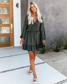 81ce821cb7a3 2180 Best Dresses images in 2019 | Casual dresses, Casual gowns ...