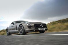 591hp. Enough said. #MercedesBenz #SLSAMG #GTCoupé #horsepower