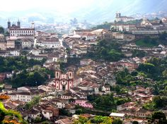 Conheça a cidade de Ouro Preto - MG  |    Saiba mais ✈ http://vejapixel.co/1vO048D