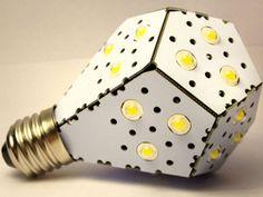 NanoLight, projeto da Kickstarter, é a lâmpada de LED mais eficiente do mundo