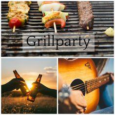 Der perfekte Soundtrack für deine Grillparty http://rauschration.de/soundtrack_grillparty/