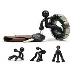 Stereo Kicks Key Ring /& Fridge Magnet Set