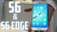 Samsung Galaxy S6 & S6 Edge - Primeras impresiones en el MWC 2015 - #Samsung #GalaxyS6 #MWC2015