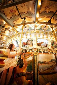 Um, if there's any way we could get some wedding pictures on the carousel....that would be AMAZING!