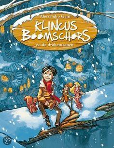 Allessandro Gatti - Klincus Boomschors en de drakentranen (7 april 2017)