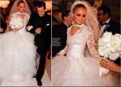 Nicole Richie wedding #celebrity #wedding #bride