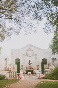 Secret Garden wedding inspiration, photo by Day 7 Photography http://ruffledblog.com/metallic-garden-wedding-inspiration #venue #reception #weddingideas