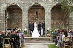 Old World Wedding --- Chiddingstone Castle