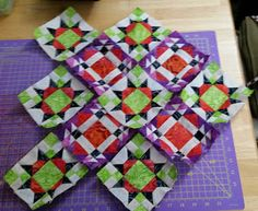 Cherry Quilts: Mystery Quilt Reveal!