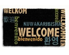 global greetings coir mat