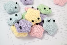 Amigurumi Star - Tutorial ❥ 4U // hf