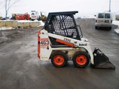 Bobcat Wheel Skid Steer Loaders    http://www.rockanddirt.com/equipment-for-sale/BOBCAT/skid-steer-loaders-wheel