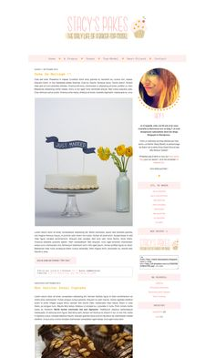stacyspakes -  i like the Header and fonts of her blog