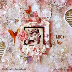 Lucy+~+My+Creative+Scrapbook - Scrapbook.com
