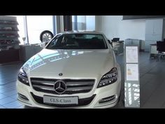 http://hirudov.com presents the Mercedes CLS 250 CDI Blue EFFICIENCY car seen outside and inside in full 3D HD. The car is with Diesel engine, 2143 cm3, 150 kW (204 HP). The color is Diamond White Metallic. It has 7G-Tronic automatic gear shift, 0-100 km/h acceleration for 7.5 seconds. Fuel economy is B class.    Video recorded with Sony Handycam ...