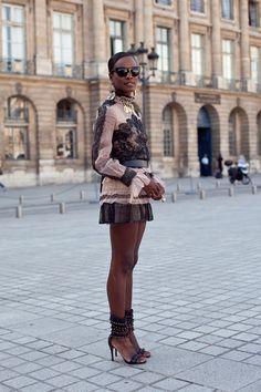 Estilo: Shala Monroque - Editor Pop Magazine