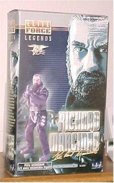 Richard Marcinko, Navy Seals, Rogues, Warriors, Badass, Films, Statue, Baseball Cards, Books