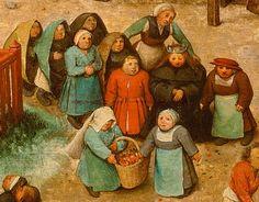 10 giochi nei quadri di Bruegel che vi riporteranno alla vostra infanzia - Libreriamo