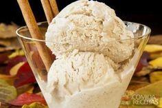 Receita de Sorvete de massa caseiro em receitas de sorvetes, veja essa e outras receitas aqui!