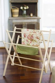 Wooden Drying Rack - The Peddler Wooden Drying Rack, Drying Rack Laundry, Clothes Drying Racks, Sweater Drying Rack, Furniture Factory, Furniture Direct, Small Places, Classic Furniture, Dish Towels