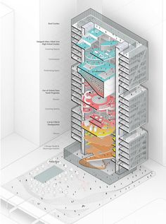 atelier 2B soft in the middle proposal winner chidesign competition designboom