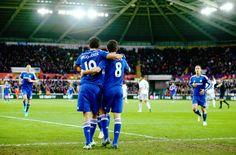 Costa (x17) (Swansea 0 Chelsea 5)