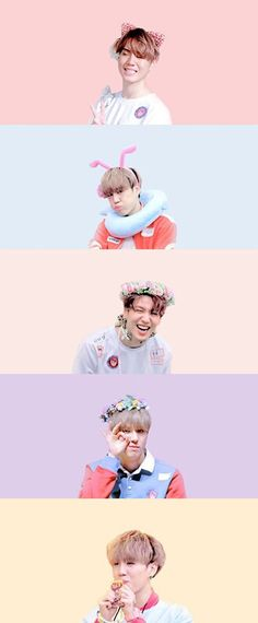 The young GOT7 ♡
