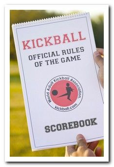 Time for some Spring kickball tonight!!