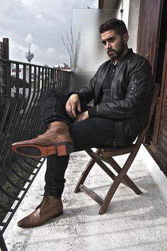 David Goncalves (Cris'treet S3) en bottines Toranja