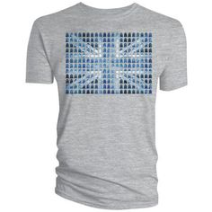 Dr Who Official Licensed Quality T-Shirt DOCTOR WHO UNION JACK TARDIS TS LG In stock Old price £14.99 £11.99