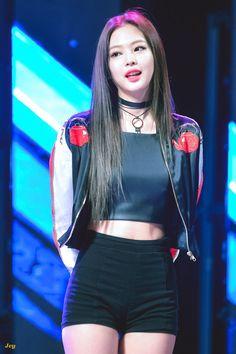 Top Hot & Spicy Photo& of Jennie Blackpink Blackpink Jennie, Kpop Outfits, Sexy Outfits, Blackpink Fashion, Korean Fashion, Blackpink Photos, 2ne1, Beautiful Asian Girls, Asian Woman