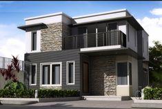 simple house design in the Philippines Simple House Design, Modern House Design, Smart Home, Nepal, Architecture Design, New Homes, Exterior, Mansions, Interior Design