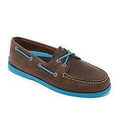 82f1e74009f667 Sperry TopSider Mens AO Boat Shoes  Dillards