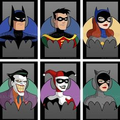 The best batman animated series ever!!!!