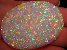 Brazilian Opal 51 x 38 x 9mm 110 carats Auction #331721 Opal Auctions