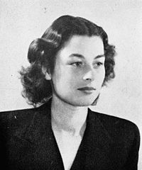 Violette Reine Elizabeth Bushell Szabo, GC, (26 June 1921 – c. 5 February 1945) was a World War II French-British secret agent.