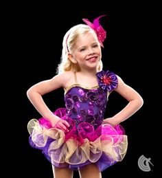 Curtain Call Costumes® - Showbiz Kids or baby tap dance costume