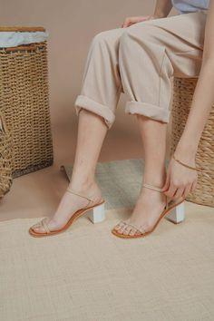 denver Denver, Nude, Sandals, Heels, Fashion, Heel, Moda, Shoes Sandals, Fashion Styles